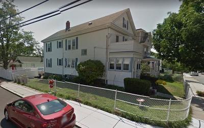 Multi Family Home For Sale: 23-25 Whitridge St