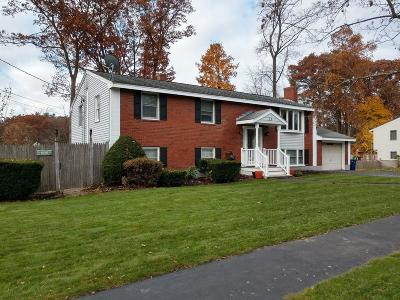 Peabody Single Family Home For Sale: 13 Plymouth Rd