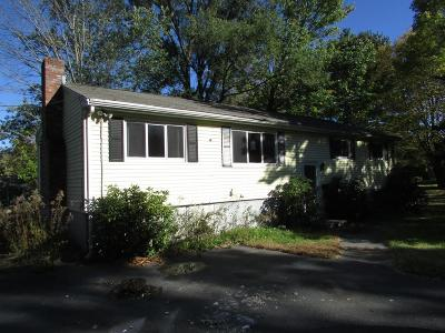 Holliston Single Family Home Under Agreement: 129 Marked Tree Rd