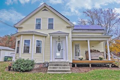 Seekonk Single Family Home For Sale: 283 Newman Ave