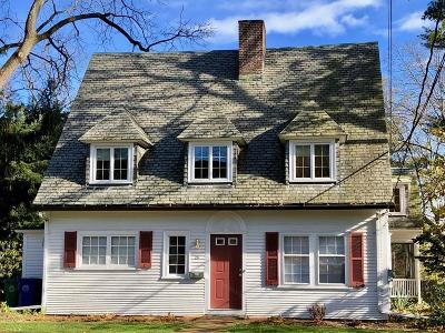 Newton Rental New: 26 Magnolia Ave