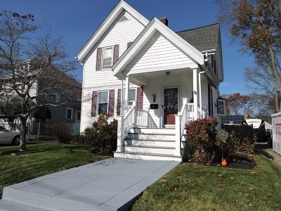 Brockton Single Family Home New: 77 Hillcrest Ave