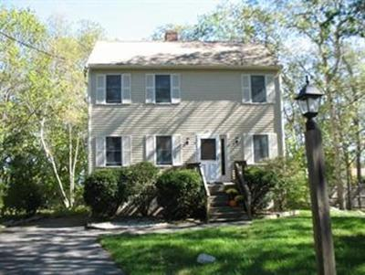 Plymouth Rental New: 722 Rocky Hill Rd