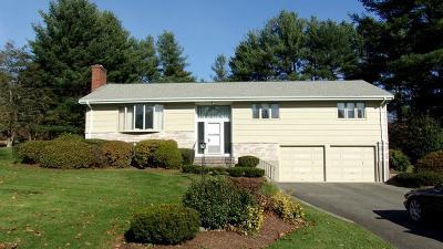 Milton Single Family Home New: 24 Hallen Ave