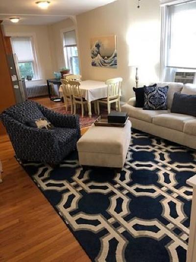 Brookline Rental New: 9 Summit Ave #1A