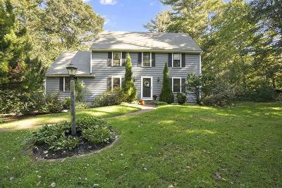 Duxbury Single Family Home New: 91 Buckboard Rd