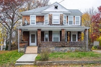 Brockton Single Family Home New: 372 Moraine St