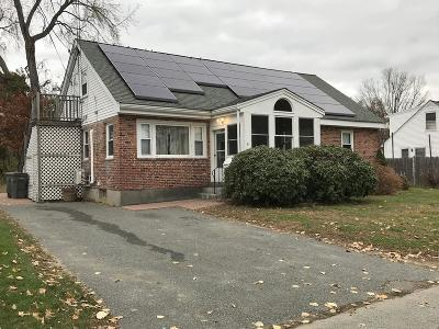 Framingham Multi Family Home Under Agreement: 9 Winthrop Terrace