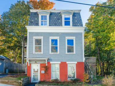 Malden Single Family Home Under Agreement: 35 Marshall Ave