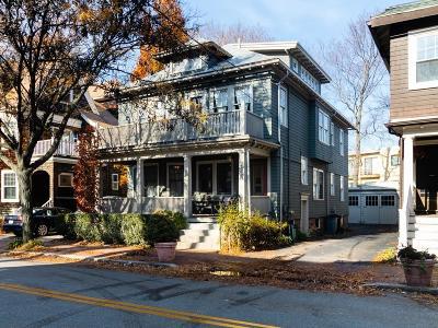 Cambridge Condo/Townhouse Under Agreement: 27 Upland Rd #1