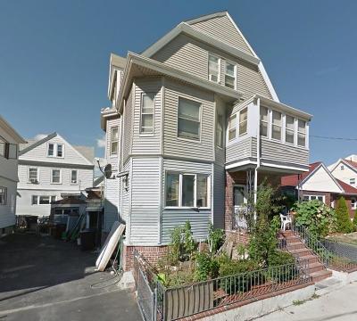 Everett Multi Family Home Sold: 88-90 Baldwin Ave