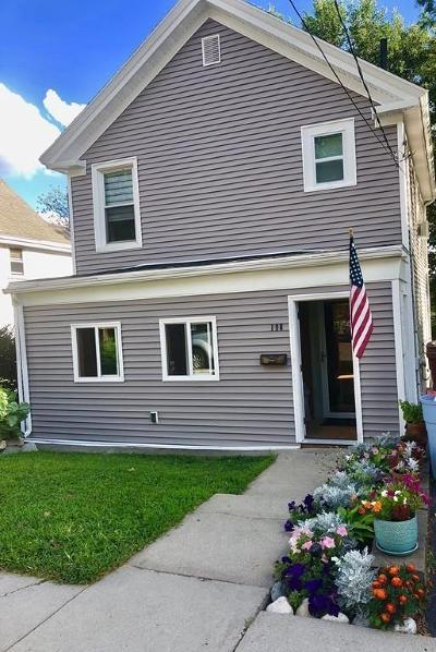 Revere Single Family Home For Sale: 198 Fenno Street