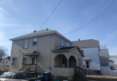 Lowell Single Family Home Under Agreement: 138 Parker St.