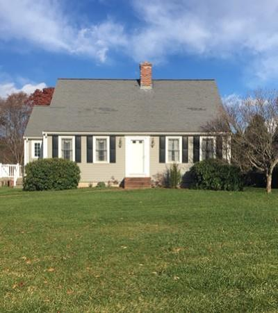 West Bridgewater Single Family Home Contingent: 18 Orchard Dr
