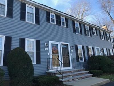 Methuen, Lowell, Haverhill Condo/Townhouse New: 92 Swan St #207