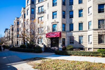Boston Condo/Townhouse Under Agreement: 15 Park Drive #27