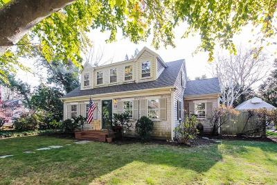 MA-Barnstable County Single Family Home For Sale: 22 Beebe Acres