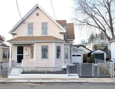 Lowell Single Family Home Under Agreement: 24 Campaw St