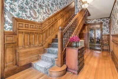 Salem MA Multi Family Home Sold: 35 Pleasant St
