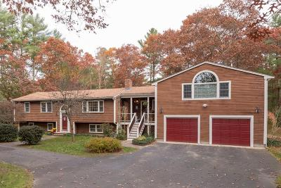 Duxbury Single Family Home For Sale: 167 Union Bridge Road