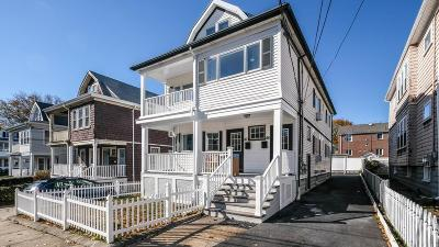 Somerville Condo/Townhouse For Sale: 67 Garrison Ave #1