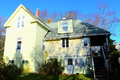 Plymouth Single Family Home Contingent: 27 Bay View Avenue
