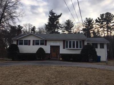 Billerica Single Family Home For Sale: 29 Whittier Road