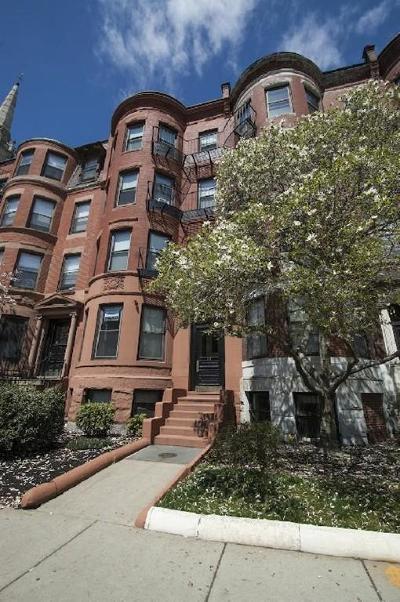 Rental For Rent: 868 Beacon Street #6