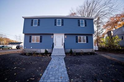 Wakefield Single Family Home For Sale: 148 Parker Rd