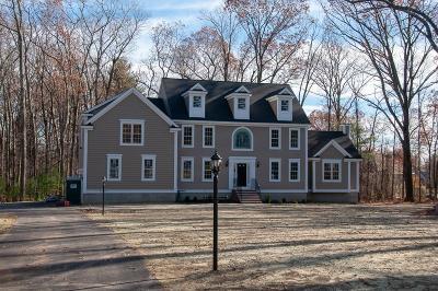 Shrewsbury Single Family Home For Sale: 136 Prospect St