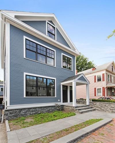cambridge Rental For Rent: 70 Otis St. #1F