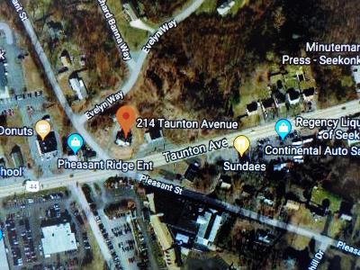 MA-Bristol County Commercial For Sale: 214 Taunton Ave