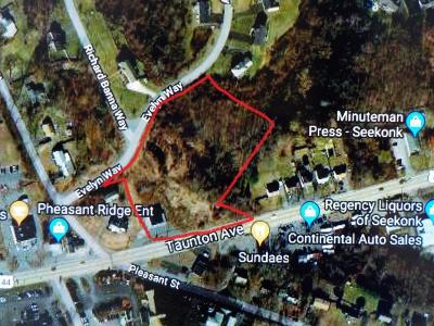 MA-Bristol County Commercial For Sale: 224 Taunton