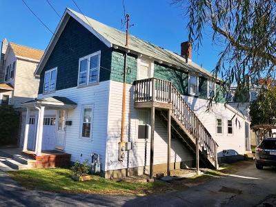Multi Family Home Sold: 335 Rockland St