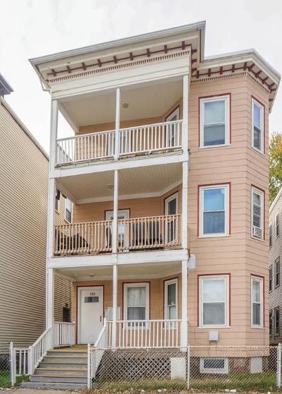 Multi Family Home Under Agreement: 183 Howard Ave