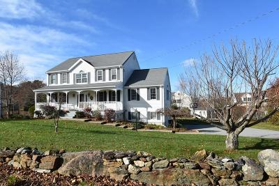 Marlborough Single Family Home For Sale: 684 Stow Rd