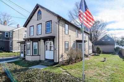 Natick Multi Family Home Contingent: 68 Summer Street