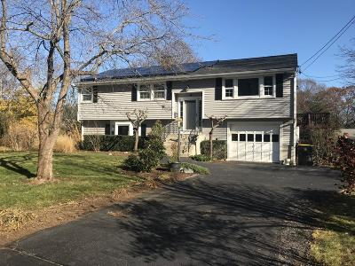 Framingham Single Family Home Under Agreement: 43 Hemenway Road