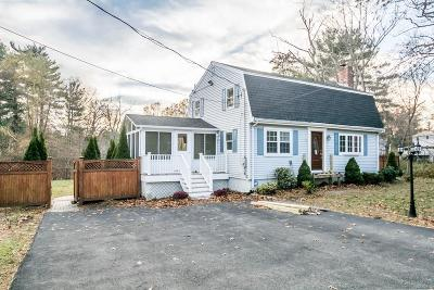 Tewksbury Single Family Home For Sale: 30 Mohawk Drive