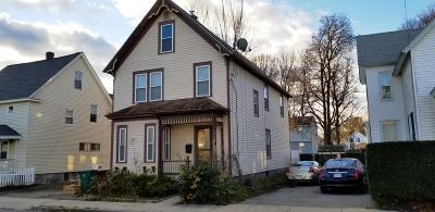 Lowell Single Family Home Under Agreement: 154 Shaw Street