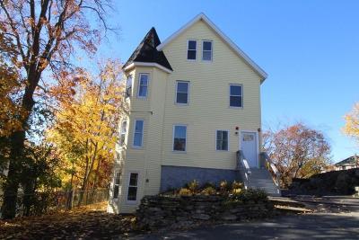 Malden Condo/Townhouse Sold: 25 Sawyer Street #2