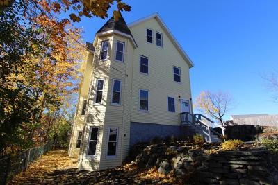Malden Condo/Townhouse Sold: 25 Sawyer Street #3