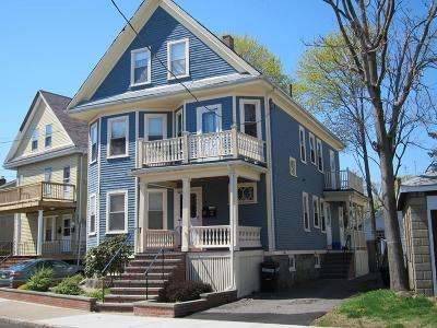 Malden Multi Family Home Under Agreement: 34 Newbury Street