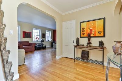 Brookline MA Condo/Townhouse Under Agreement: $598,000