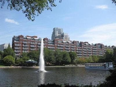Cambridge Condo/Townhouse For Sale: 4 Canal Park #712