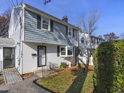 Waltham Single Family Home For Sale: 191 Florence Rd