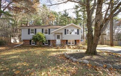 Norton MA Single Family Home Under Agreement: $359,000