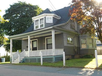 Single Family Home Under Agreement: 18a Yuill