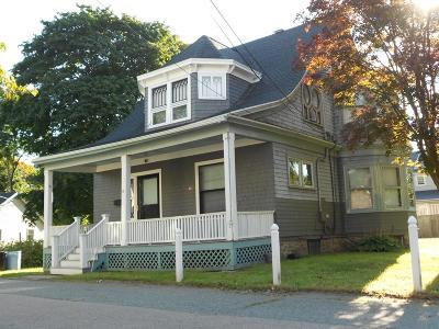 Boston Single Family Home For Sale: 18a Yuill