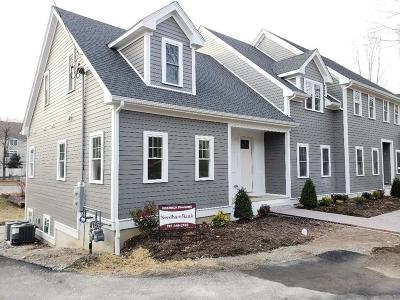 Natick Single Family Home For Sale: 4a Temple St